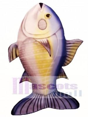 Tuna Fish Mascot Costume Animal