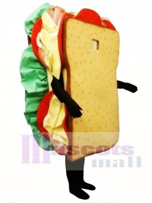Sandwich Mascot Costume