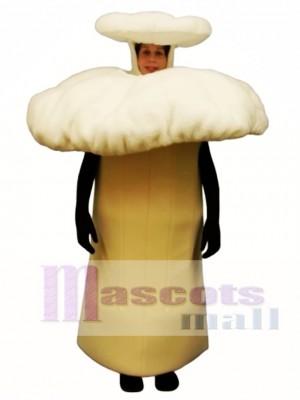 Cauliflower Mascot Costume Plant