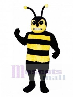 Bees Mascot Costume Insect