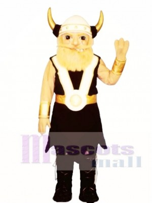 Victor Viking Mascot Costume People