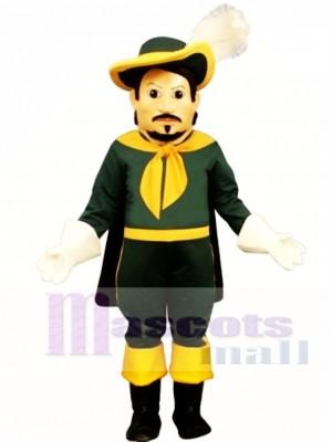 Calvin Cavalier Mascot Costume People