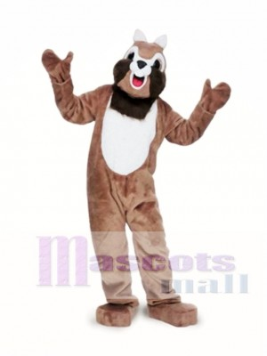Chipmunk Mascot Costume Animal