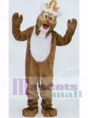 Reindeer Mascot Costume Animal