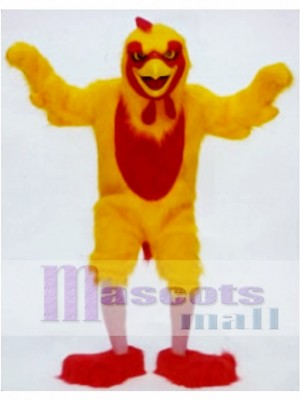 Chicken Mascot Costume Poultry