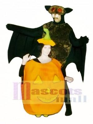 Bat Mascot Costume Halloween