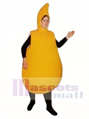 Squash Mascot Costume Plant