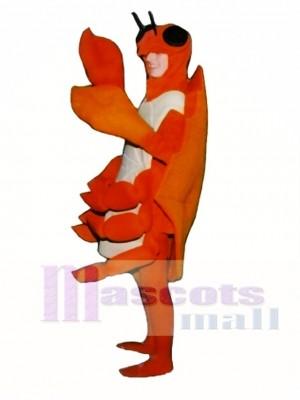 Cute Crab Mascot Costume Animal