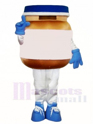 Jar Food Container Mascot Costumes