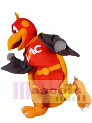 Orange Bird Mascot Costumes Animal