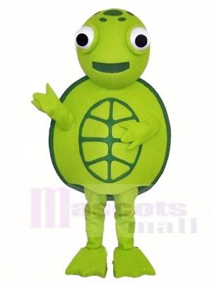 Green Sea Turtle Tortoise Mascot Costumes Ocean