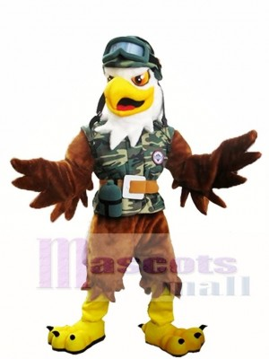 Brown Eagle Mascot Costume Eagle Mascot Costumes Animal