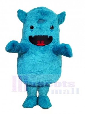 Blue Monster Mascot Costumes