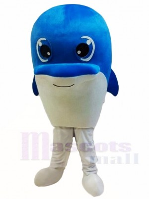Dolphin Mascot Costumes Ocean