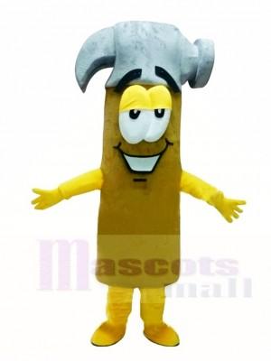 Hammer Hardware Mascot Costumes Tool