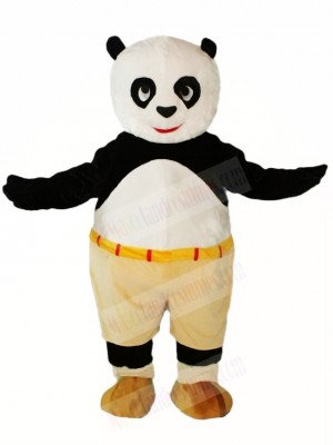 Kung Fu Panda Mascot Costumes Animal