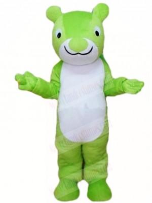 Green Squirrel Mascot Costumes Animal