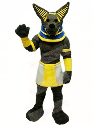 Gray Wolf Mascot Costumes Animal