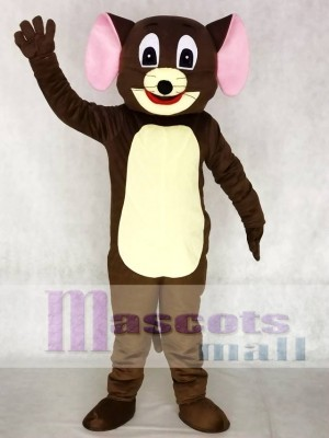 Jerry Mouse Cartoon Adult Mascot Costumes
