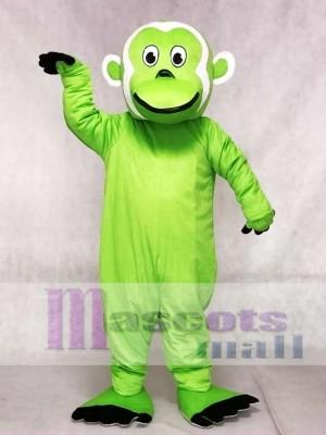 Green Bearded Monkey Mascot Costumes Animal