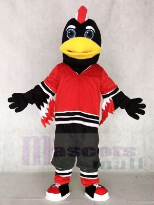 Chicago Blackhawks Tommy Hawk Mascot Costumes