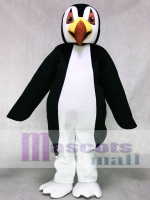 Cute Puffin Penguin Mascot Costume Ocean