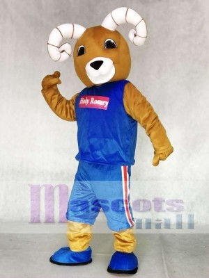 Ram Ryerson Mascot Costume Sport Team Animal Costume