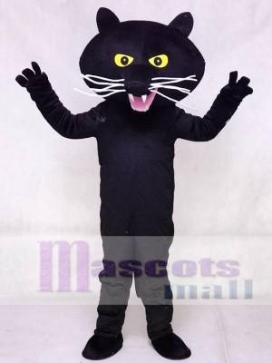 Black Panther Mascot Costume Animal