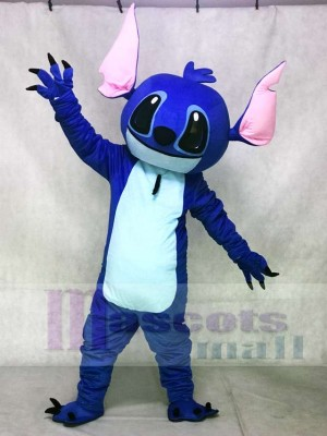Adorable Lilo&Stitch Mascot Costume Stitch Cartoon Character Party Costume