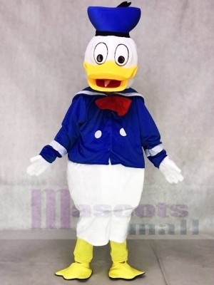 Donald Duck Mascot Costumes Cartoon