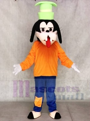 Goofy Dog Mascot Costumes Cartoon