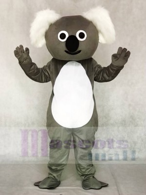 Big Grey Koala Mascot Costumes Animal