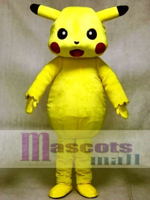 Pikachu Pokemon Pokémon Go Mascot Costume Japanese Fancy Dress