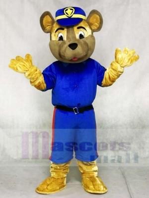 Saskatoon Police Service Sarge Dog Mascot Costume