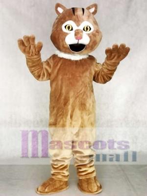 Cute Lynx Cat Mascot Costumes Animal
