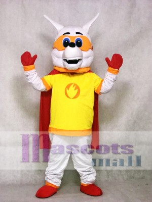 PAW Patrol Apollo the Super Pup Super Dog Mascot Costume Cartoon