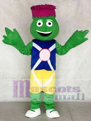Clyde Thistle Commonwealth Games Mascot Costumes
