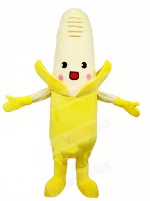 Banana Mascot Costumes Fruit Plant