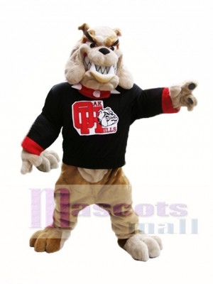 Bull Dog Mascot Costume Fierce Bull Dog Mascot Costumes Animal