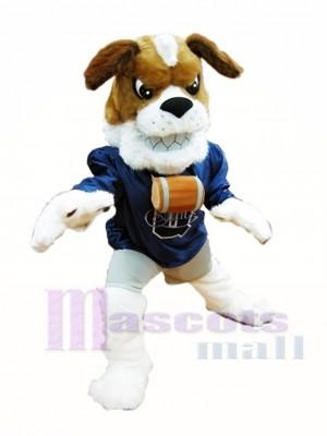 St. Bernard Dog Mascot Costume Brown Dog Mascot Costumes Animal