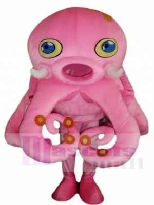 Cute Octopus Mascot Costume Animal