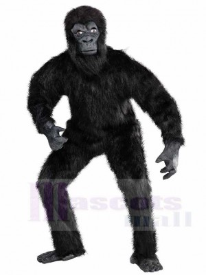 Gorilla Mascot Costumes Animal