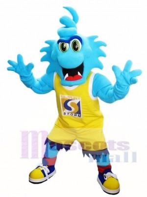 Blue Storm Mascot Costumes