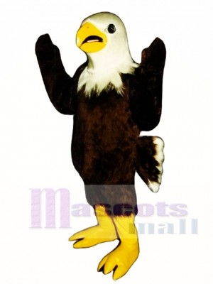 Cute Eagle Mascot Costume Animal