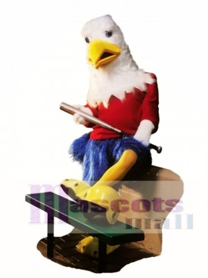 Eagle Mascot Costume Animal