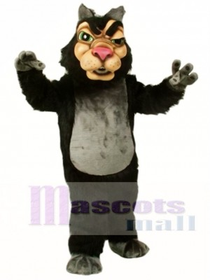 Cute New Wolf Mascot Costume Animal