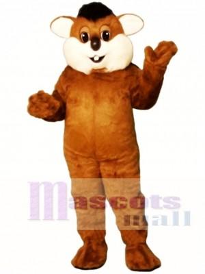 Henry Hamster Mascot Costume Animal
