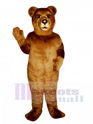 Ranger Bear Mascot Costume Animal