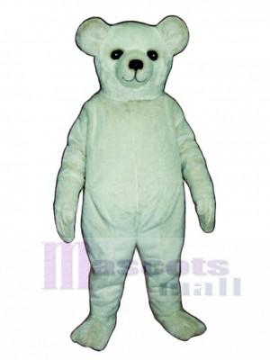 New Snow Bear Mascot Costume Animal