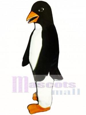Cute Realistic Penguin Mascot Costume